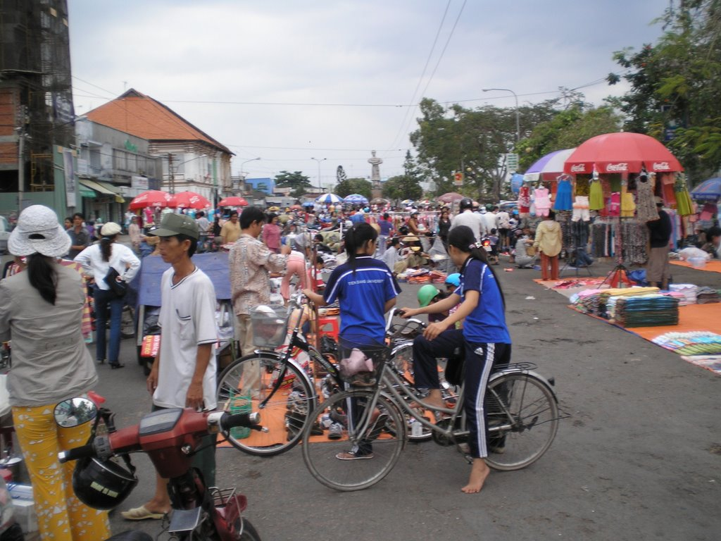 My Tho Market