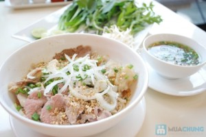 Pho Kho - dried Pho soup