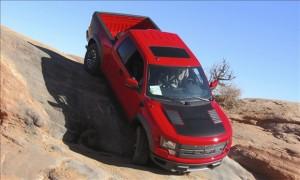 spring break 2012 car rental Tijuana, Mexico Ford F-150 SVT Raptor