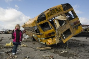 Entire Month's Worth of Tornadoes Strike in One Day March 2012 Indiana Kentucky Ohio