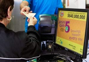 i won the mega million dollars jack pot $640 million dollars 3/30/2012 Friday