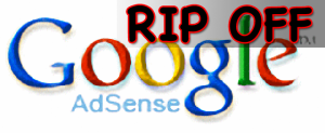 Google Adsense Ripped Me Off stole my money and won't respond to my appeal