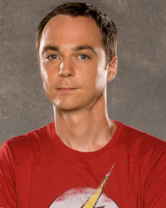 the big bang theory character tall guy Sheldon