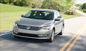 free car rental spring break 2012 Myrtle Beach, S.C. Volkswagen Passat TDI