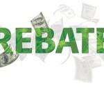 Use prepaid rebate credit card to buy other mail in rebate (mir) items