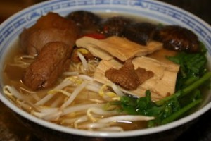 mi vit tiem vietnamese chinese vegetarian five spice duck soup recipe