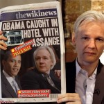 What's wikileaks been to up? what happen to Julian Assange?