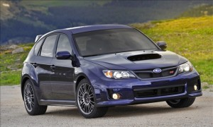 spring break rental car discount fun car New Orleans Subaru Impreza WRX