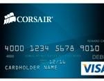 Got mine corsair rebate prepaird credit card