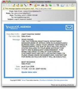 yahoo calendar hackers hacked stoled your account user name password