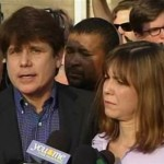 Wow he's heading to jail 14 years Ex-Illinois Governor Rod Blagojevich