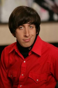 the big bang theory character short small guy Howard