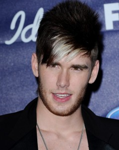 Colton Dixon American Idol April 19th 2012 left the stage and ended his journey what's next? music records he will be working on