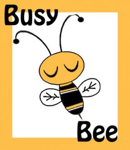 busy as bee