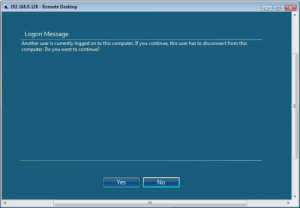 how to prevent windows 7 ultimate remote desktop being hacked by jhon john doe nosy hacker