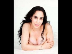 porn picture of octomom  Nadya Suleman